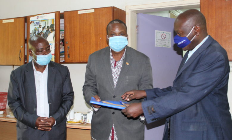 Dr. Busimba is new Head of Languages and Literature